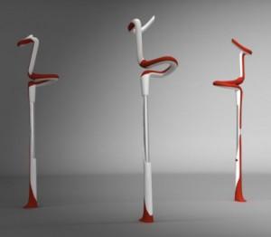 костыли фламинго